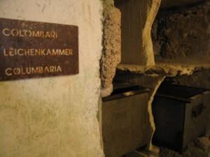 camera funeraria del forte
