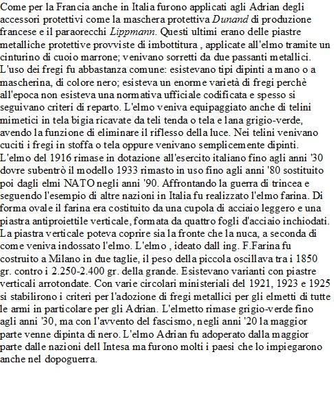 equipaggiamento italiano 3